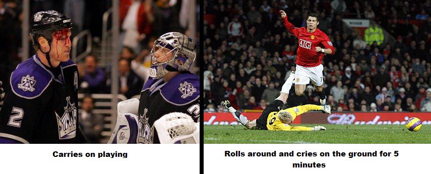 futbol hockey: